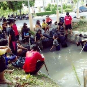 โครงการคืนคลองสำโรงสู่ชุมชน กลุ่ม Environmental
