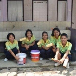 โครงการห้องน้ำในฝัน  กลุ่ม เด็กรุ่นใหม่หัวใจเกินร้อย