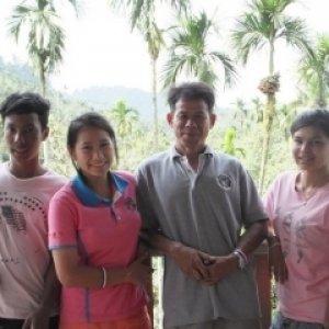 โครงการเยาวชนวัยใส  ปลูกต้นไม้  ทำฝาย  สร้างเครือข่ายจากภูผาสู่มหานที(กลุ่มเยาวชนเครือข่ายจากภูผาสู่มหานที จ.ชุมพร)