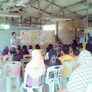 โครงการ ศูนย์สามวัย กลุ่ม Volunteers